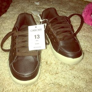 Other - NWT Boys brown shoes